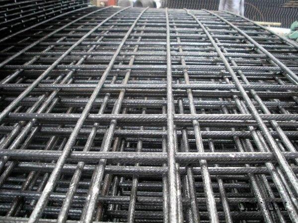 庐山建筑钢筋网