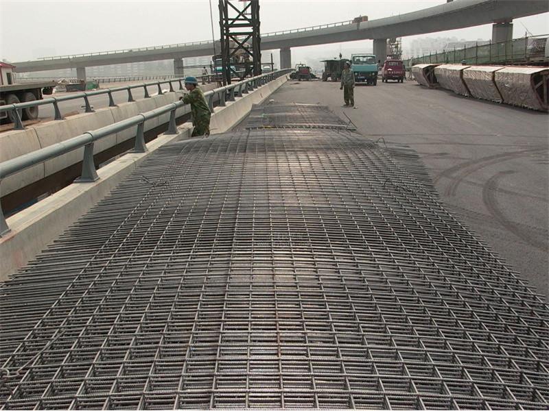 桥梁钢筋焊接网