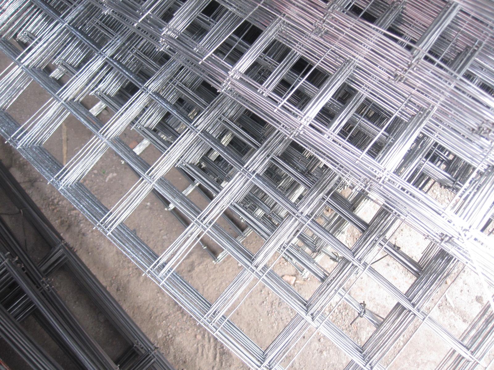 楼房钢丝网片
