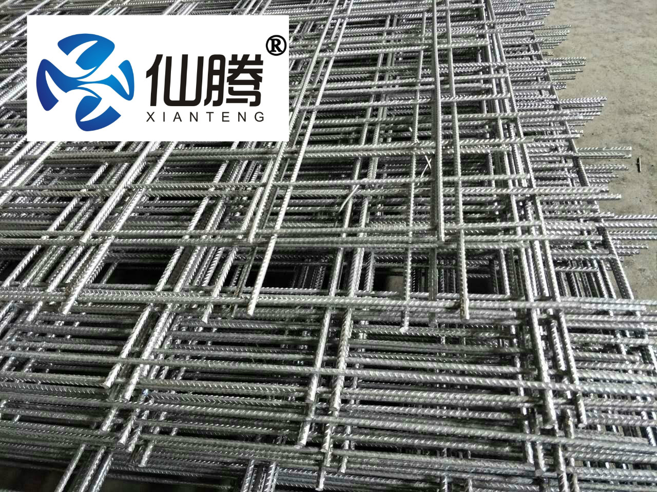 高铁建筑钢筋网片